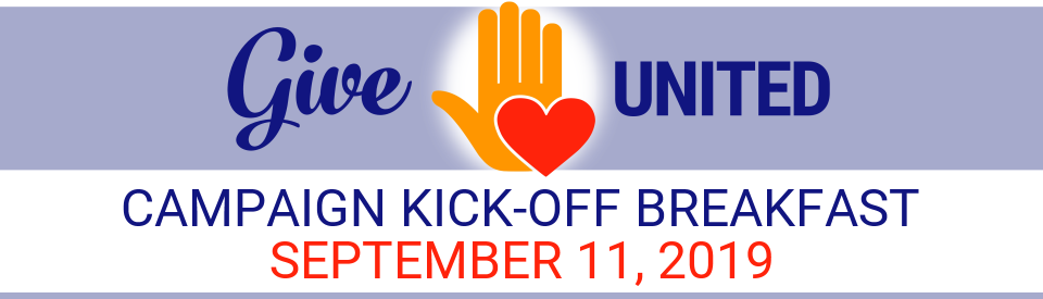 United Way of Union County ,,,, Kickoff the 2019,20 Campaign